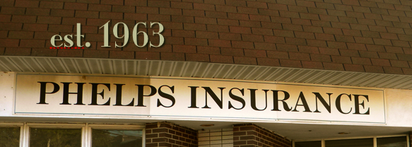 Phelps Insurance Agency, est 1963